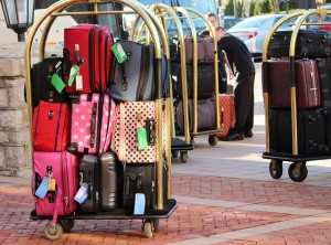 海外旅行先で預けた手荷物が届かない