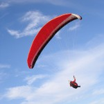 海外でパラグライダーをし怪我をしたら、保険は使える?